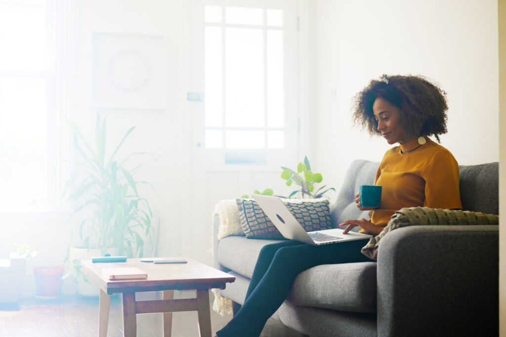 Working from home -TeraCloud Managed IT Services and Security