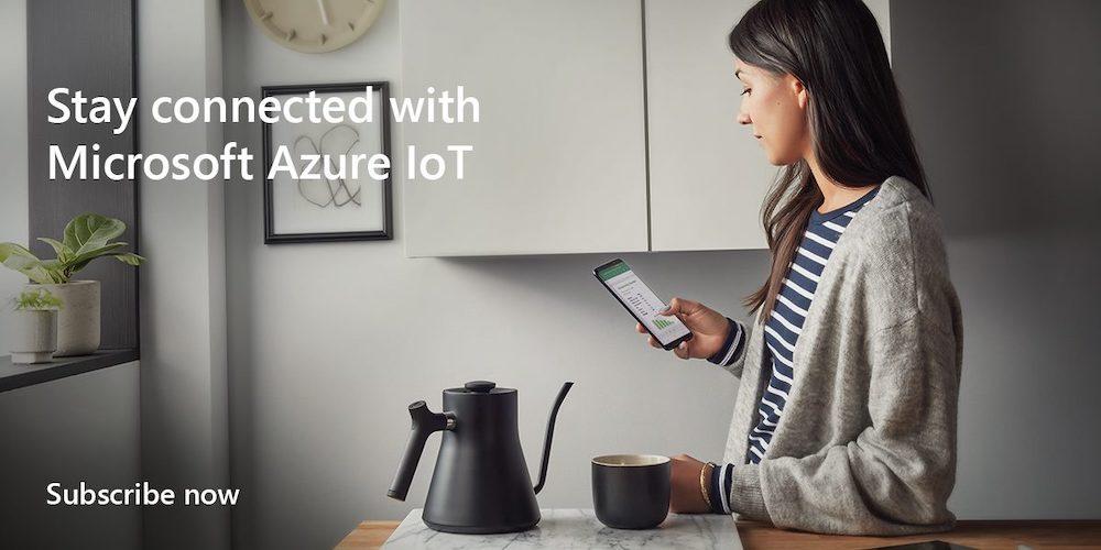 Microsoft Azure IoT Graphic