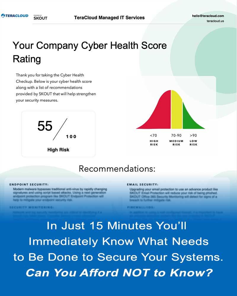 Cyber Health Checkup